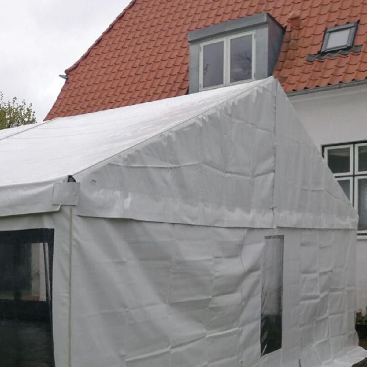 Telte 8 meter brede