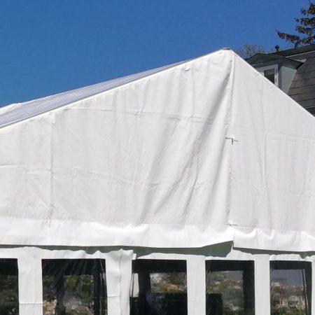 Telte 9 meter brede